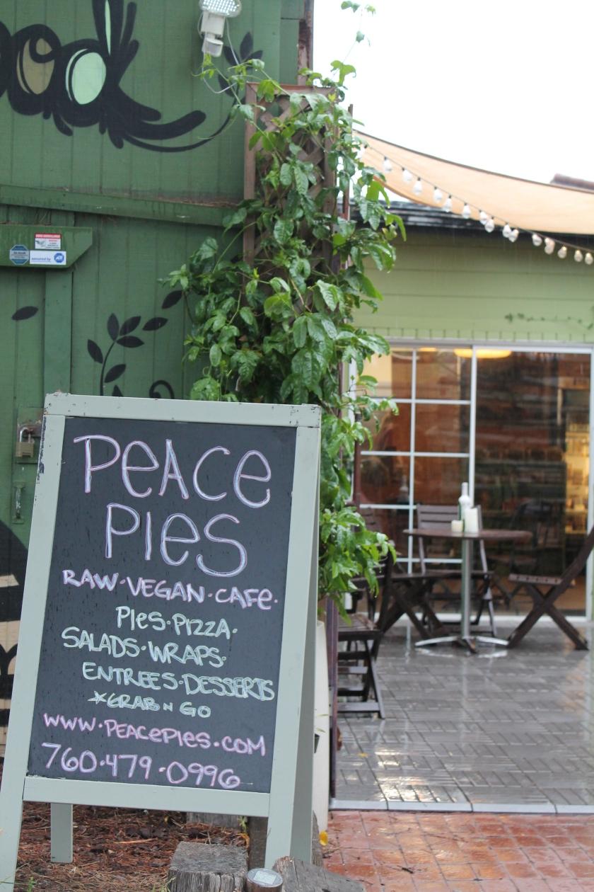 peace pies