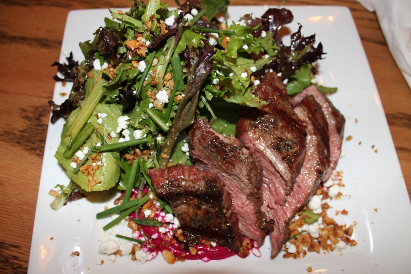 B&B Steak salad