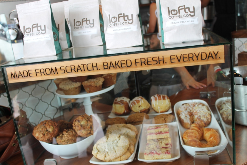 Lofty pasteries