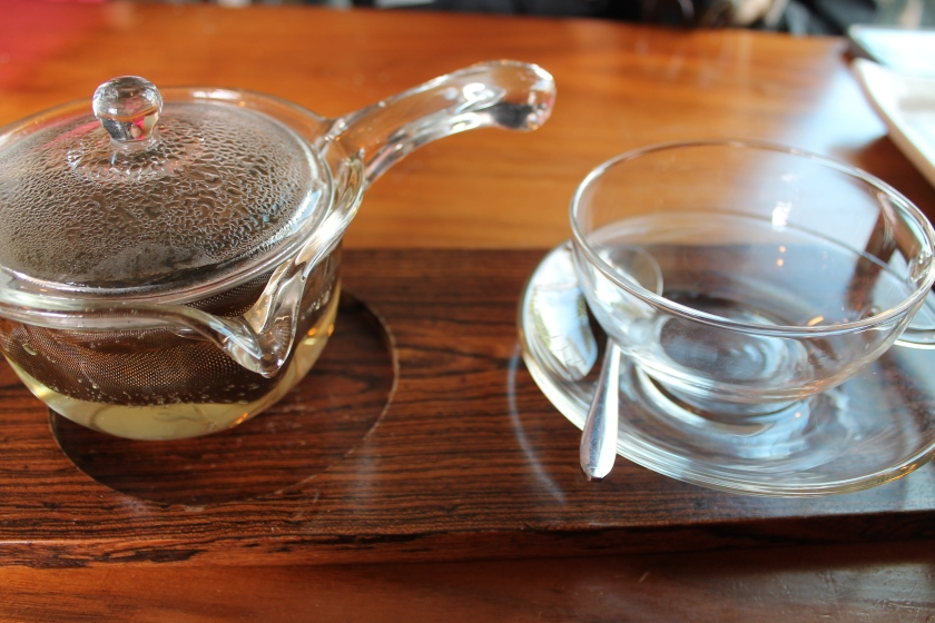 Lofty tea