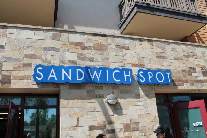 Sandwhich Spot