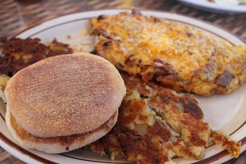 101 diner omlet