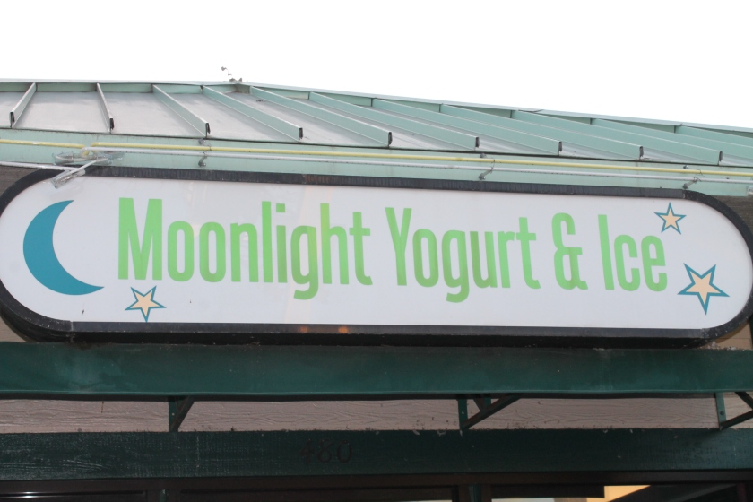 Moonlight yogurt