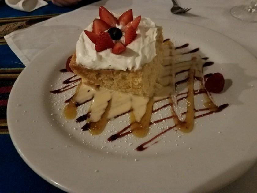 Q'ero cake 2