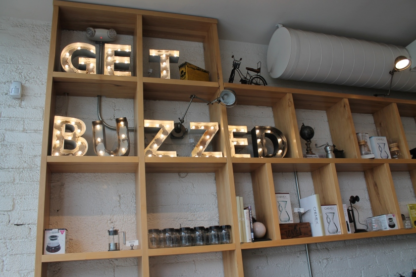 Better Buzz decor