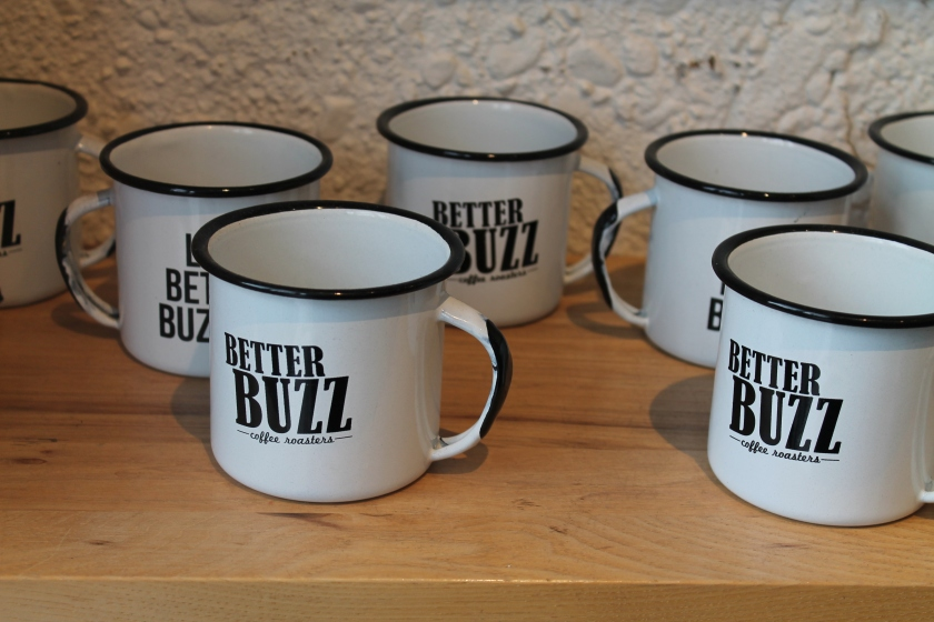 Better Buzz mugs