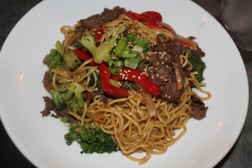 EV beef & Broccoli