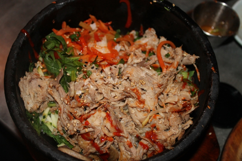 EV Monk Bowl pork
