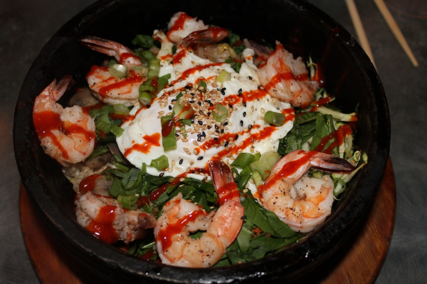 EV Monk bowl shrimp