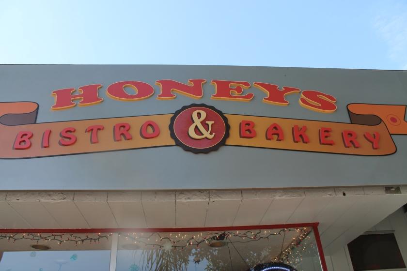 Honeys sign