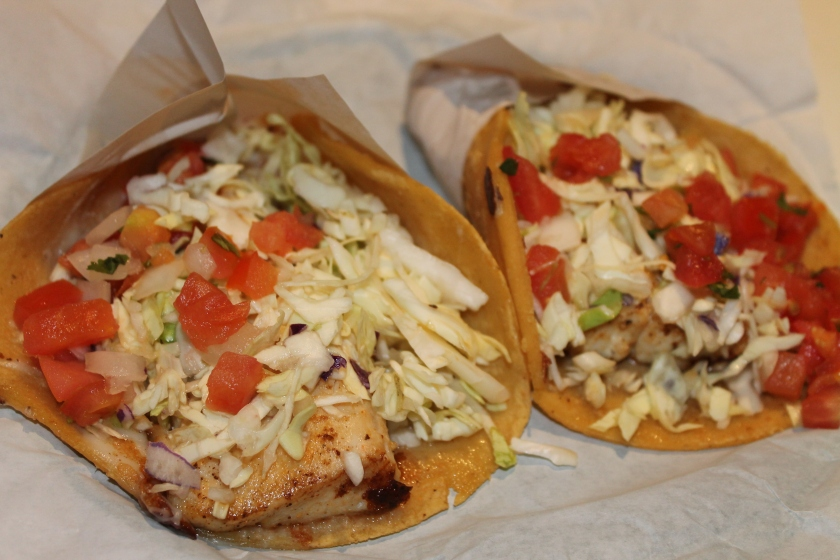 Taco Stand fish tacos