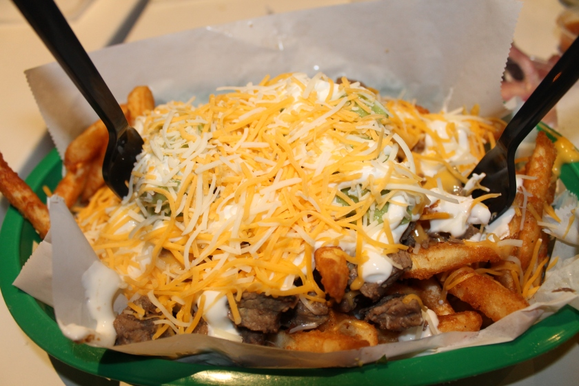 Taco Stand fries