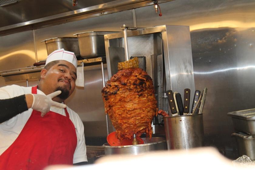 Taco Stand pork
