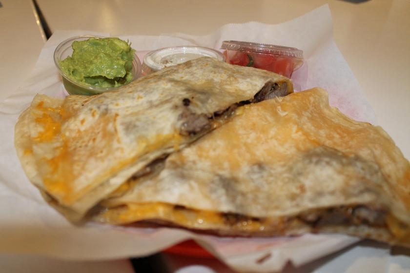 Taco Stand quesedilla