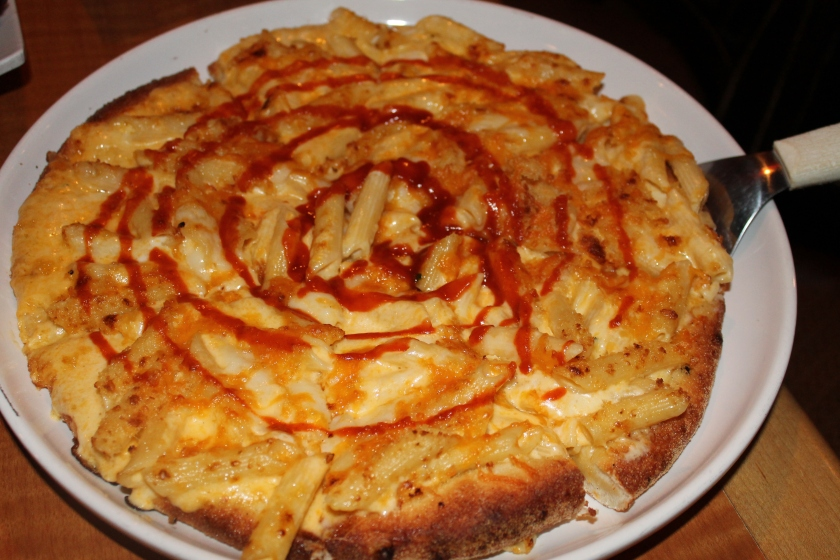 Ale mac pizza