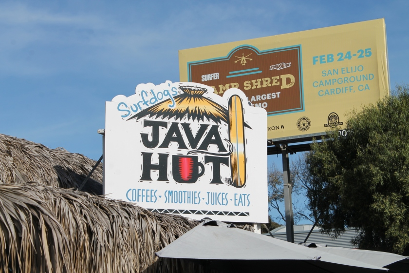 Java front