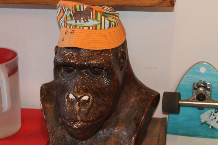 Java gorilla