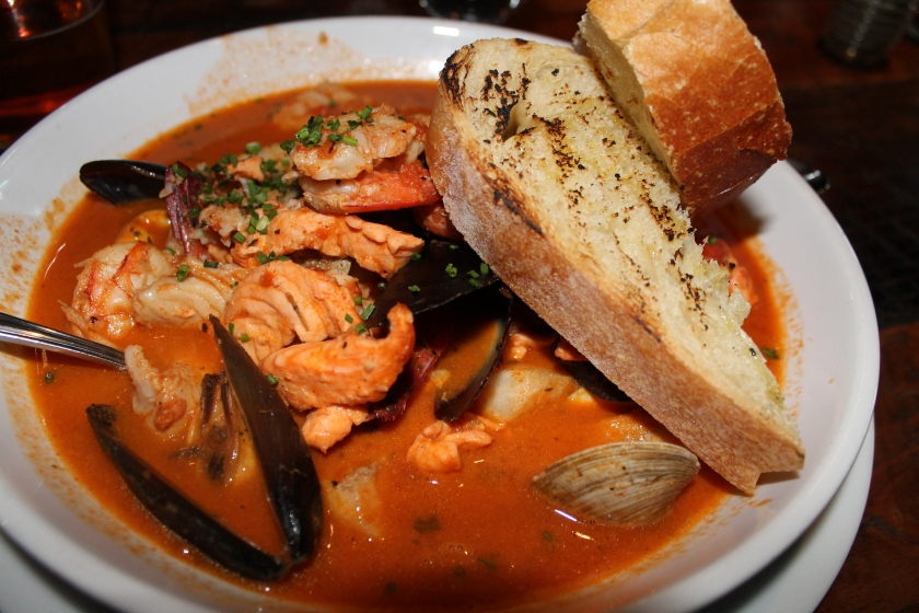 union seafood stew