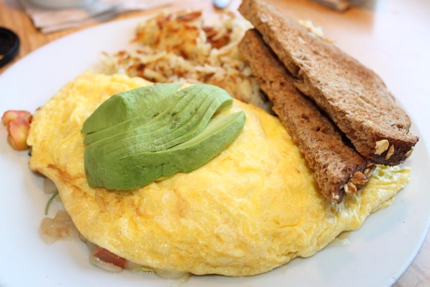 Ki's omlet
