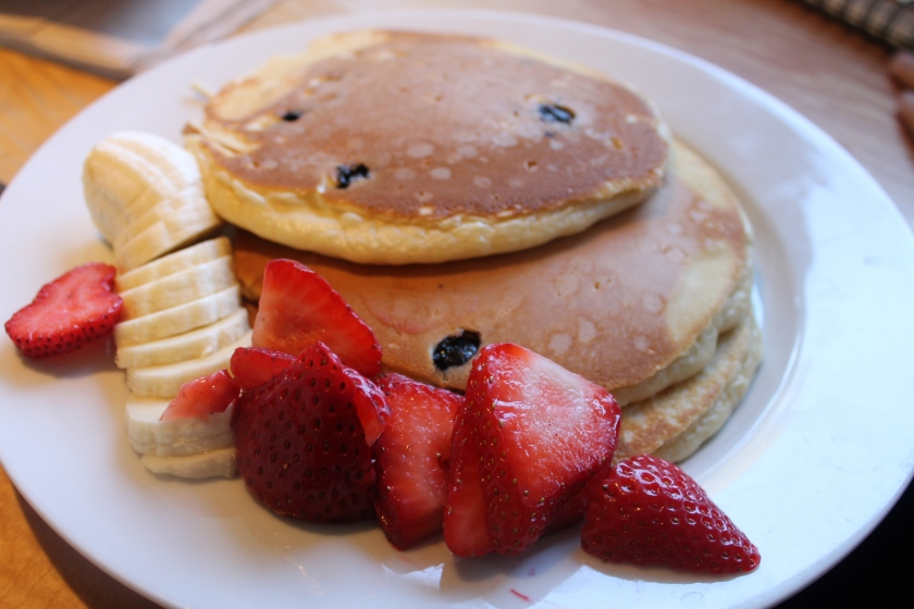 Ki's pancakes