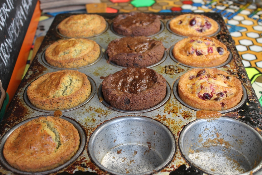 Pipes muffins