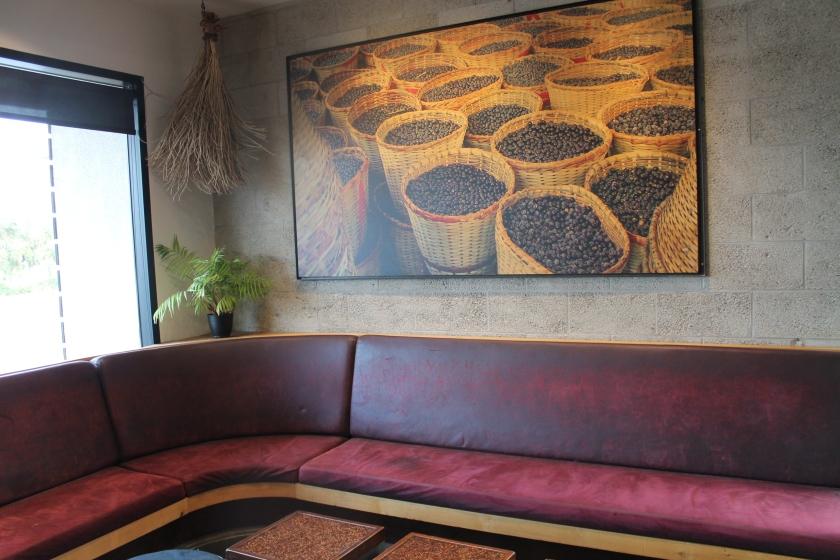 Sambazon seating