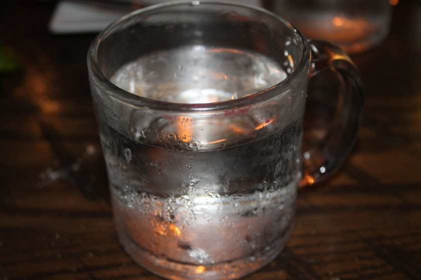 Cicc water glass