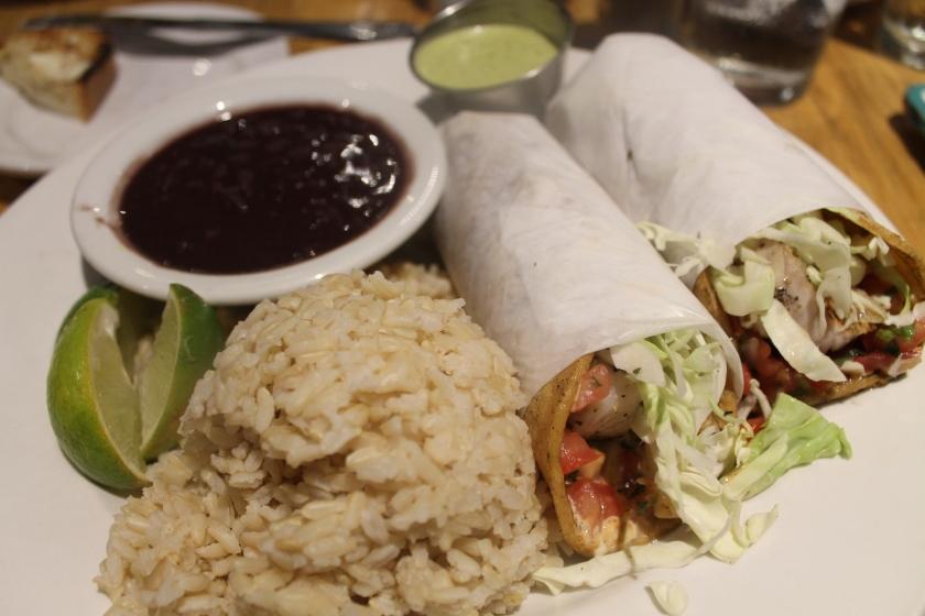 Rimel's burrito