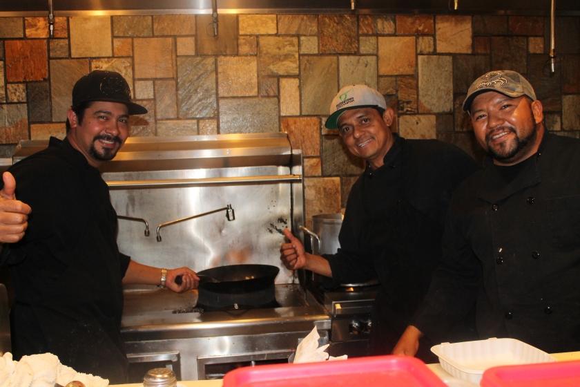 Rimel's chefs