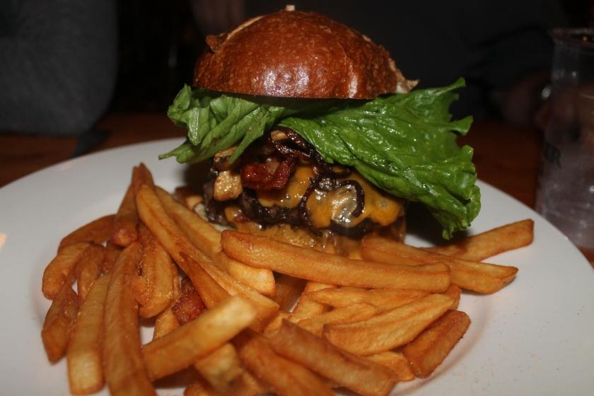 Lumberyard burger
