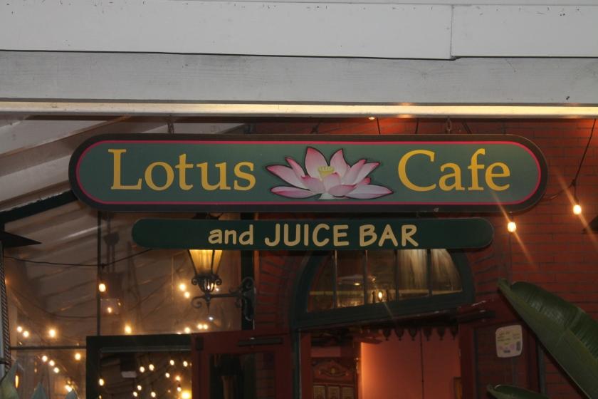 Lotus sign