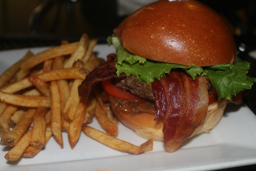 St. Trop burger