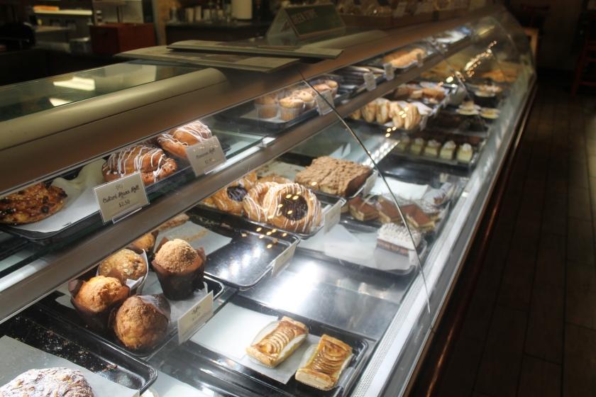 St. Trop pastries