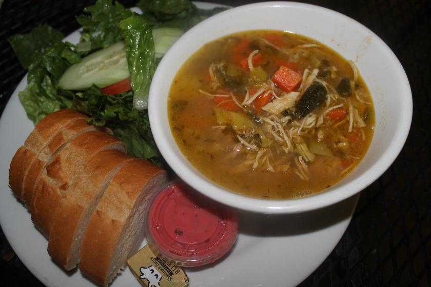 St. Trop soup