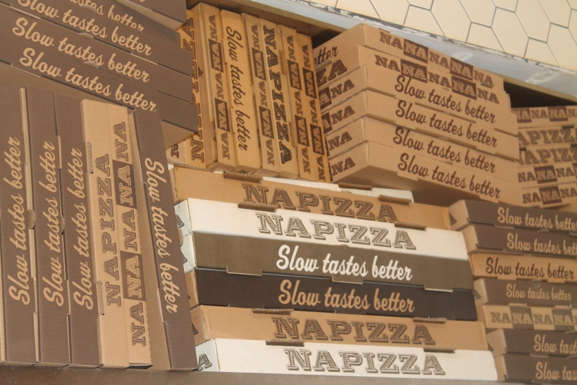 napizza boxes
