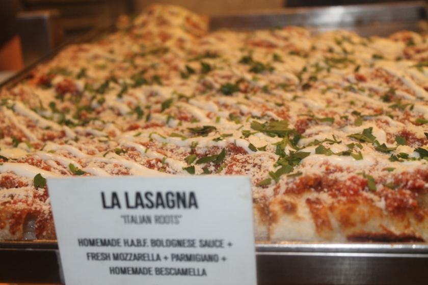 napizza lasagna