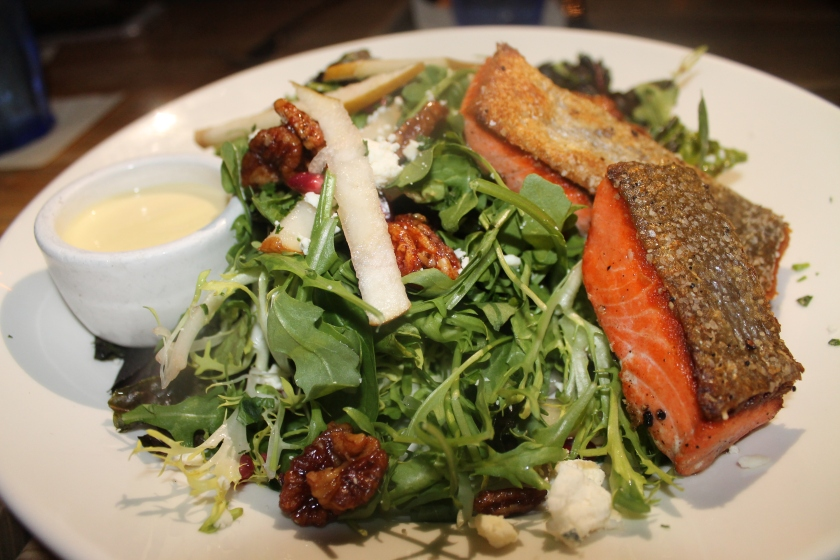 solace salad salmon
