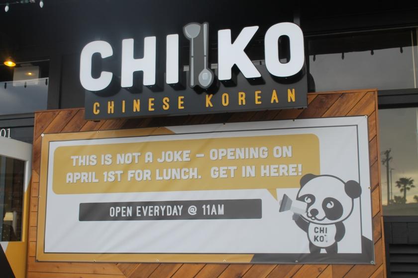 Chiko sign