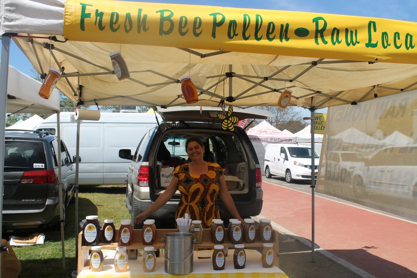 Farmers mkt honey