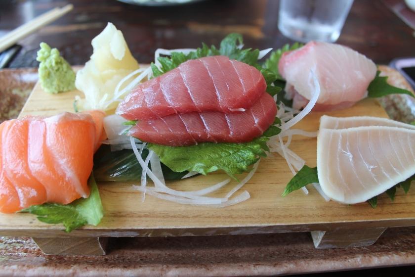 Umi sashimi