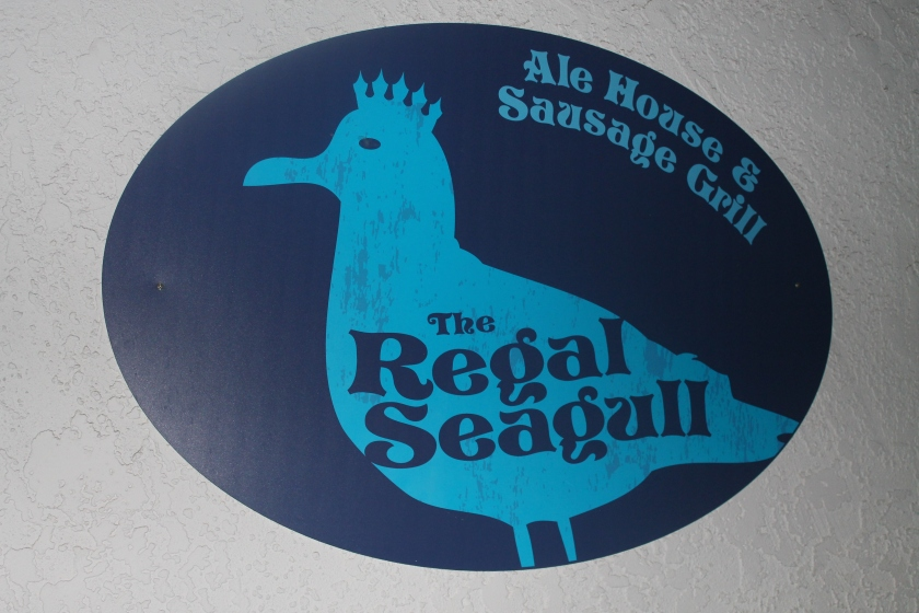 Regal sign