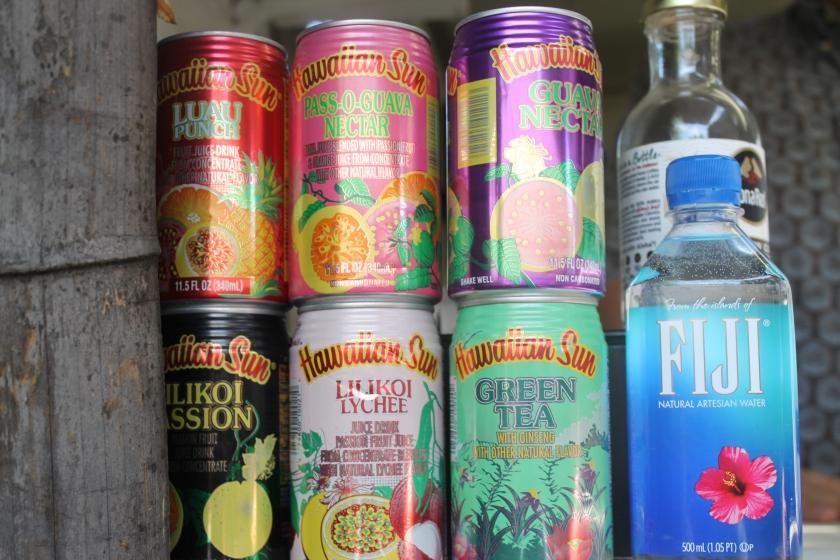 Lanai drinks