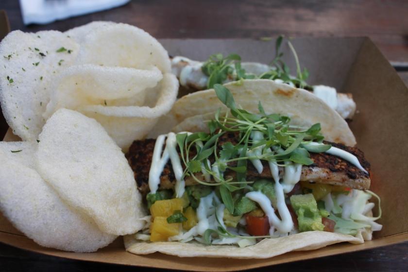 Lanai tacos