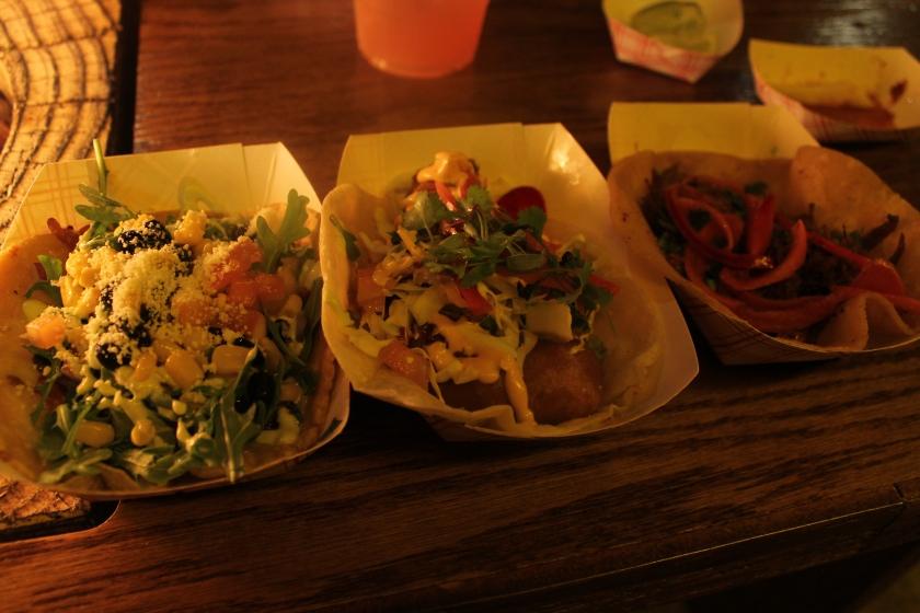 City Tacos 3 tacos
