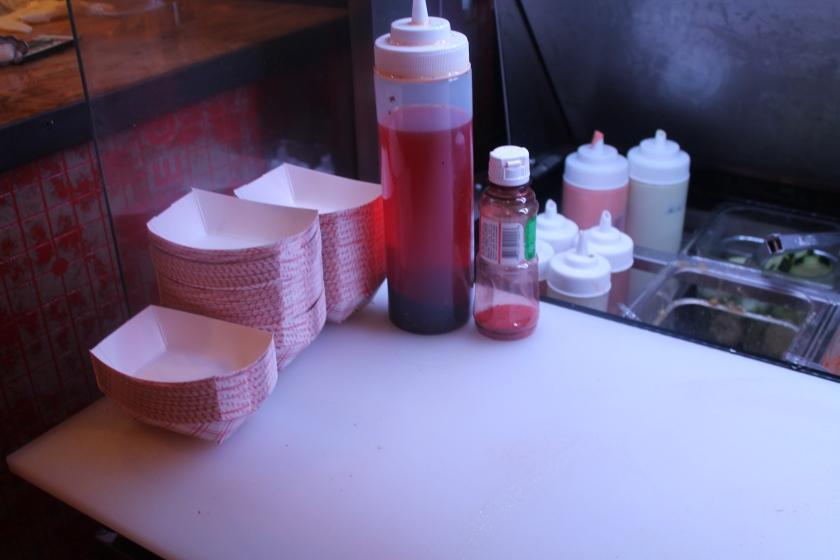 City Tacos cups