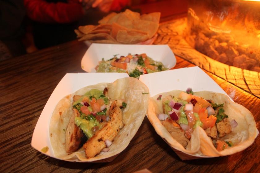 City Tacos tacos